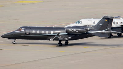 D-CFAL - Bombardier Learjet 60 - Private