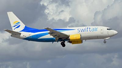N811TJ - Boeing 737-306(SF) - Swift Air Cargo