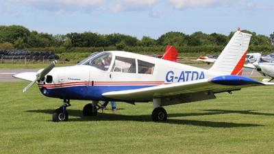 A picture of GATDA - Piper PA28160 - [28206] - © ian simpson