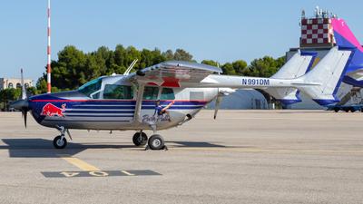 N991DM - Cessna 337D Super Skymaster - The Flying Bulls