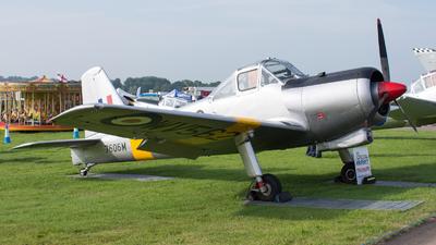 WV562 - Percival Provost T.1 - United Kingdom - Royal Air Force (RAF)