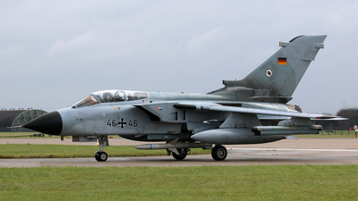 46-46 - Panavia Tornado ECR - Germany - Air Force