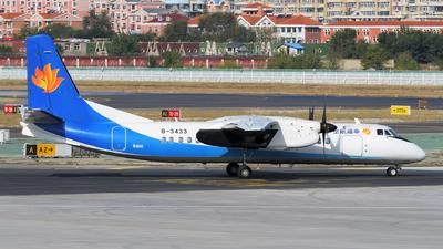 B-3433 - Xian MA-60 - Joy Air