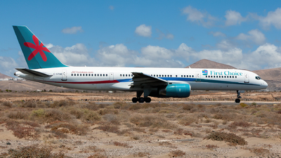 C-GTBB - Boeing 757-28A - First Choice Airways