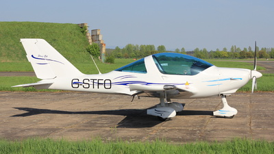 G-STFO - TL Ultralight TL-2000 Sting S4 - Private