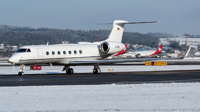 A picture of DADCL - Gulfstream G550 - DCAviation - © Thierry Weber