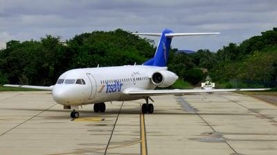 P4-FKC - Fokker 70 - Insel Air Aruba
