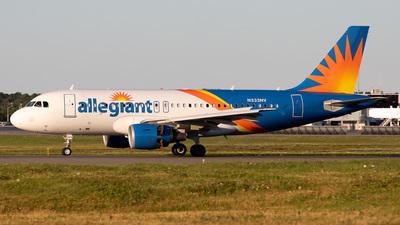 N333NV - Airbus A319-111 - Allegiant Air