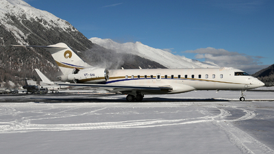 VT-AHI - Bombardier BD-700-1A10 Global Express 6000 - Private
