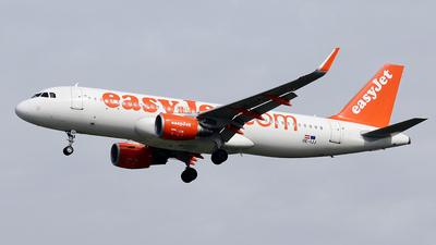 OE-IJJ - Airbus A320-214 - easyJet Europe