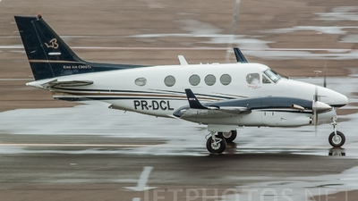PR-DCL - Beechcraft C90GTi King Air - Private