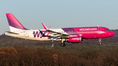 A picture of HALYK - Airbus A320232 - Wizz Air - © Chris de Breun