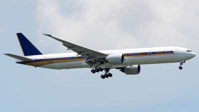 9V-SWA - Boeing 777-312ER - Untitled