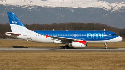 G-MIDP - Airbus A320-232 - bmi British Midland International