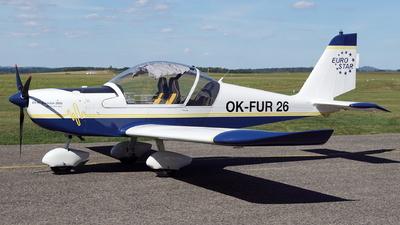 OK-FUR26 - Evektor Eurostar EV-97 - Private