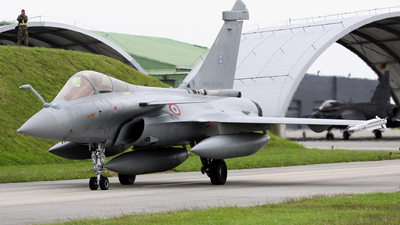 127 - Dassault Rafale C - France - Air Force