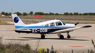 EC-DDB - Piper PA-28-161 Warrior II - Club de Vuelo TAS