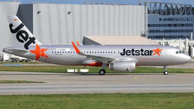 D-AUBN - Airbus A320-232 - Jetstar Japan Airlines