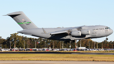 09-9210 - Boeing C-17A Globemaster III - United States - US Air Force (USAF)