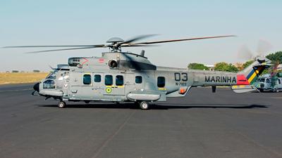 N-7103 - Eurocopter EC 725 Super Cougar - Brazil - Navy