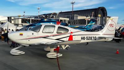 HK-5287G - Cirrus SR20 - PTC Academy