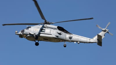 167035 - Sikorsky MH-60R Seahawk - United States - US Navy (USN)