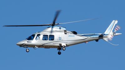 JA6935 - Agusta-Westland AW-109SP - Ibex Aviation