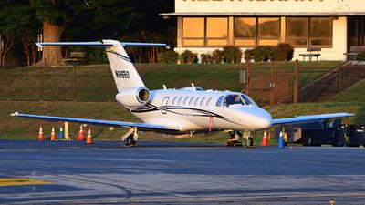 N18650 - Cessna 525 Citation CJ3 - Private