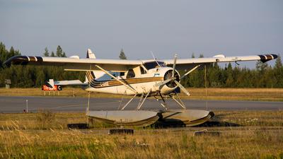 A picture of CGVQE - De Havilland Canada DHC2 Beaver - [631] - © Jean-Philippe Richard