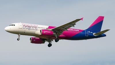 HA-LWG - Airbus A320-232 - Wizz Air
