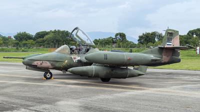 FAH-1011 - Cessna A-37B Dragonfly - Honduras - Air Force