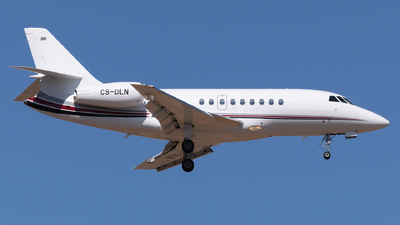 CS-DLN - Dassault Falcon 2000 - NetJets Europe