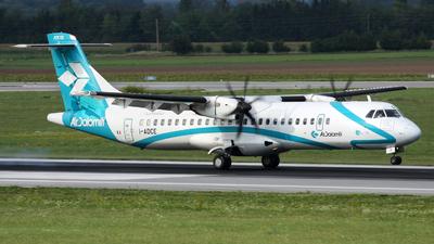 I-ADCE - ATR 72-212A(500) - Air Dolomiti