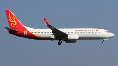 B-1482 - Boeing 737-8EH - Air Changan