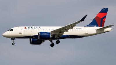 N104DU - Airbus A220-171 - Delta Air Lines