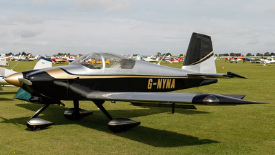 G-NYNA - Vans RV-9A - Private