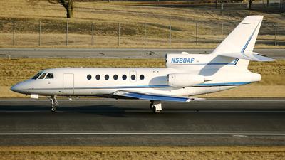 N520AF - Dassault Falcon 50 - Private