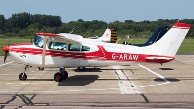 G-ARAW - Cessna 182C Skylane - Private
