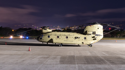 11-08840 - Boeing CH-47F Chinook - United States - US Army