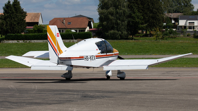 HB-KEX - Robin DR400/140B Dauphin - Private