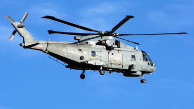 ZH842 - Agusta-Westland Merlin HM.1 - United Kingdom - Royal Navy