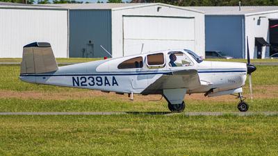 N239AA - Beechcraft N35 Bonanza - Private