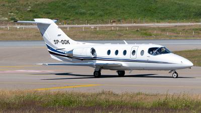 SP-OOK - Hawker Beechcraft 400XP - Private