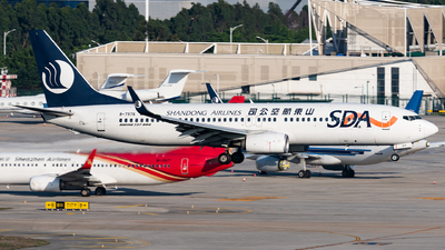 B-7976 - Boeing 737-85N - Shandong Airlines