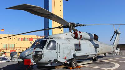 HS.23-07 - Sikorsky SH-60B Seahawk - Spain - Navy