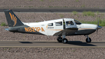 N821PA - Piper PA-28-181 Archer TX - AeroGuard Flight Training Center