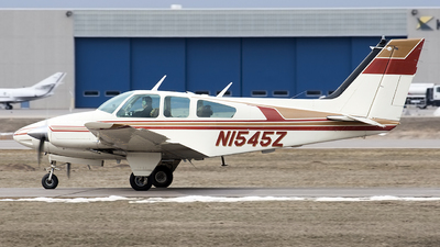 N1545Z - Beechcraft 95-A55 Baron - Private