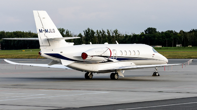 M-MJLD - Cessna Citation Latitude - Private