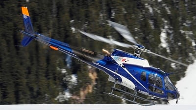 F-HHBG - Airbus Helicopters H125 - Hélicoptères de France (HDF)