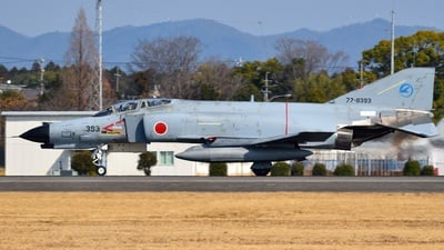 77-8393 - McDonnell Douglas F-4EJ Phantom II - Japan - Air Self Defence Force (JASDF)